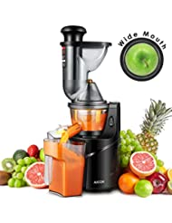 Aicok Slow Masticating Juicer Extractor Reverse Function : Amazon.com: Juicers - Small Appliances: Home & Kitchen ...