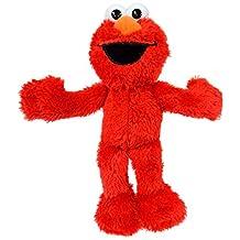 Micro Plush Pal Elmo Figure