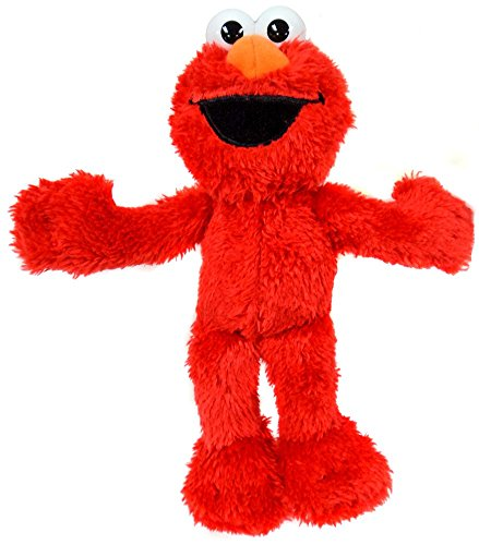 Sesame Street Plush Pal Elmo 8 Inches ()