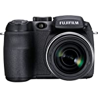 Fujifilm FinePix S1500 10MP Digital Camera with 12x Wide...