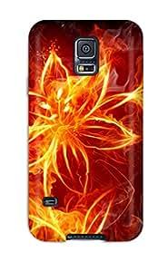 New Design On GaVkgKD28956TQksk Case Cover For Galaxy S5