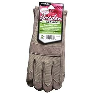 Magid GC164T Suede Cowhide Palm Glove Spandex Back