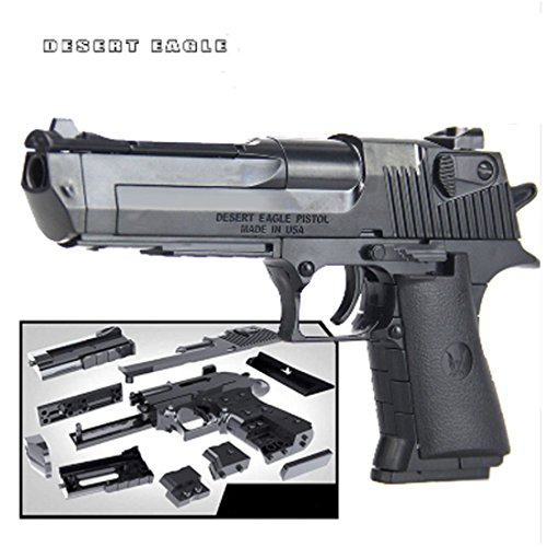Polade 45pcs Diy Building Blocks Gun Model Assembling Pistol Toy Bricks (Toys And Models compare prices)