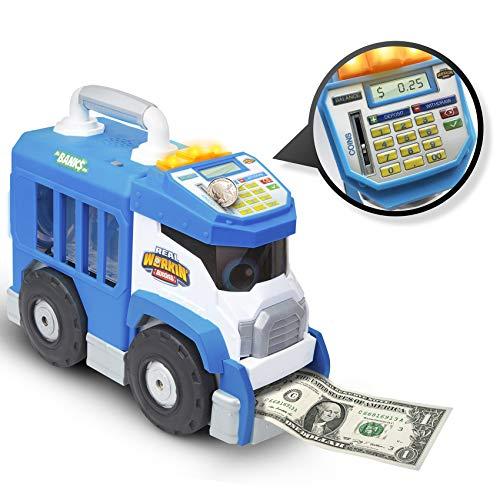Real Workin' Buddies Mr. Banks, The Super Duper Money Saving Truck