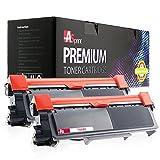 #2: 2 Pack Compatible Toner Cartridge Replacements for Brother TN-660 TN-630 TN660 TN630 Black for HL-L2300D HL-L2340DW HL-L2360DW HL-L2380DW DCP-L2520DW DCP-L2540DW MFC-L2700DW MFC-L2720DW MFC-L2740DW