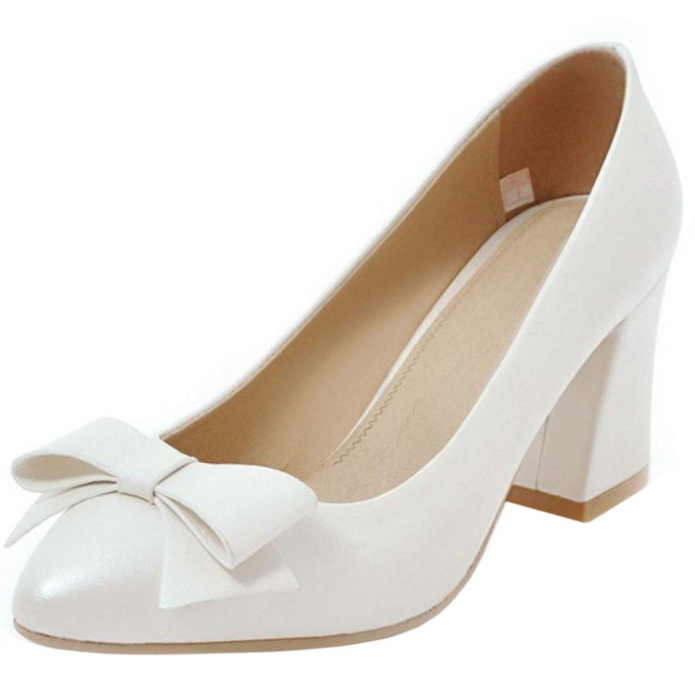 Zanpa Femmes Heels Formel Work Escarpins High Femmes Heels Work 3#white d156a94 - shopssong.space