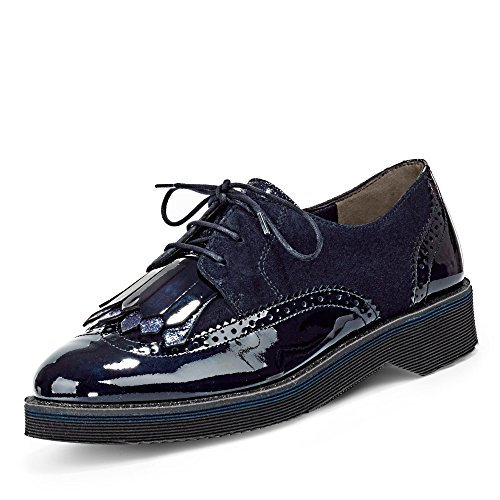 Paul Green Damen 1019011 Oxford Blau