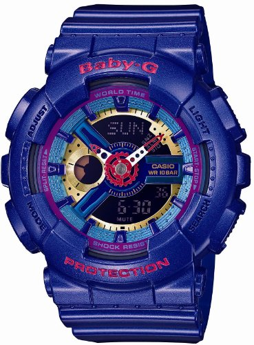 Casio Baby-G Series Women's Watch BA-112-2AJF (Japan Import)