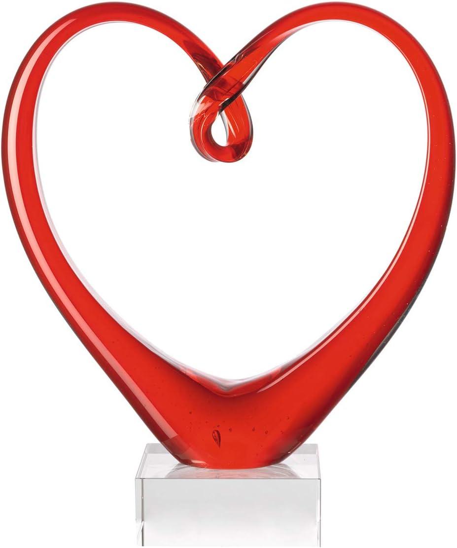 Leonardo à secteurs plaque Heart