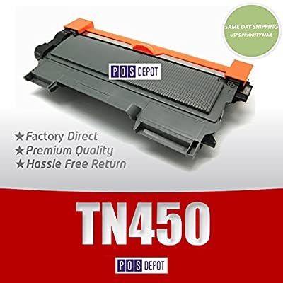 Brother Compatible TN-450 High Capacity Toner Cartridge