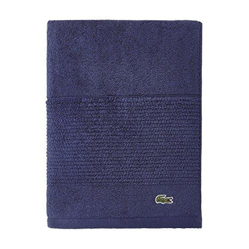 Lacoste Legend Towel, 100% Supima Cotton Loops,
