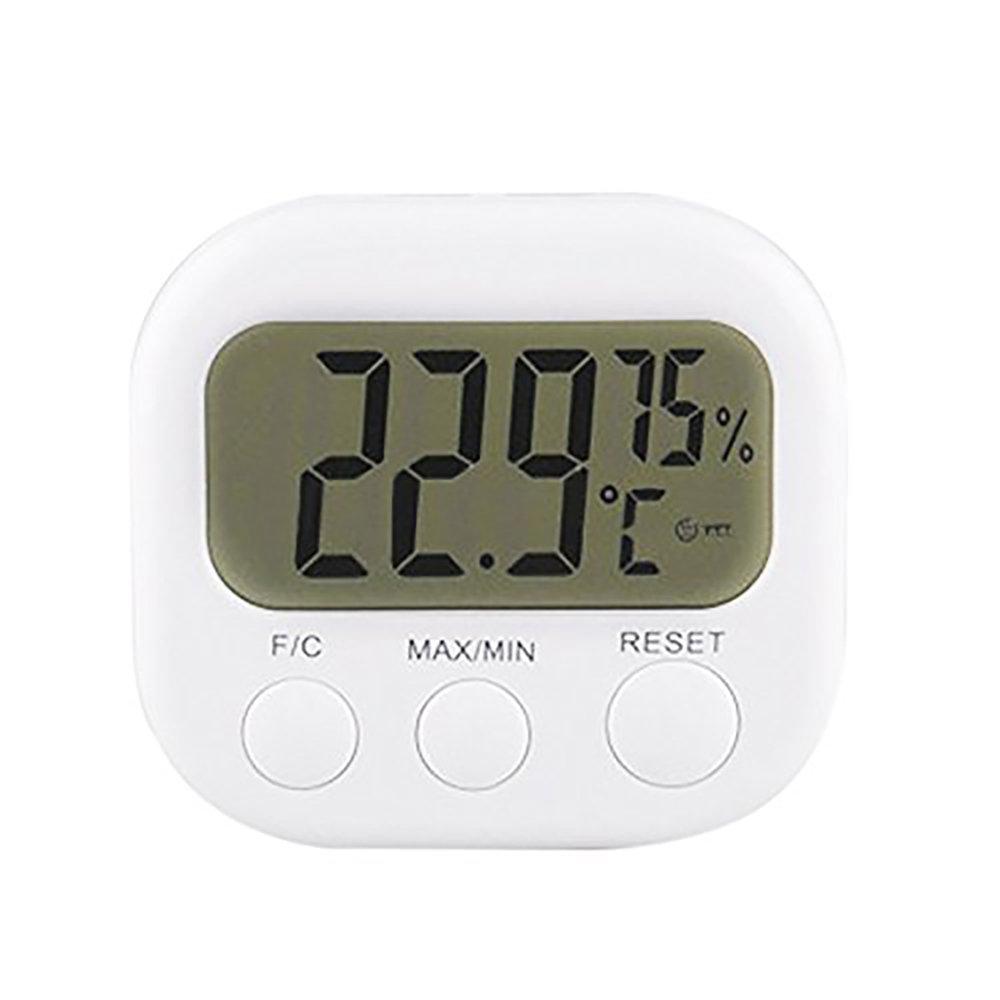 LCD Digital Innen Thermometer Küche Hygrometer Temperatur humiditymeter