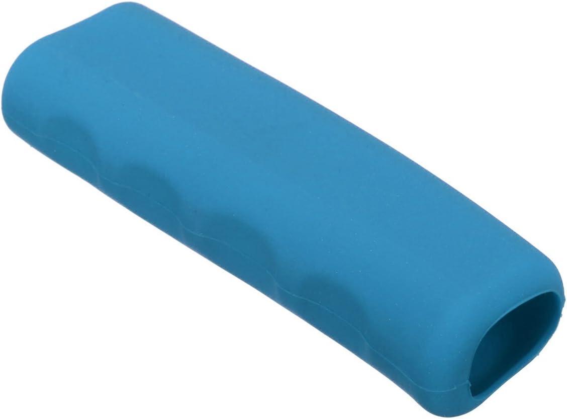 Alamor Silicone Anti Slip Car Interior Handbrake Brake Handle Lever Cover-Grey