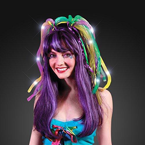 Mardi Gras Headpiece - 2