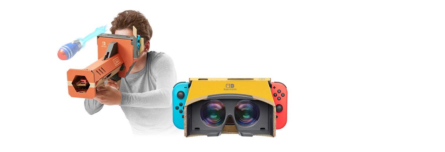 Nintendo Labo Toy-Con 04: VR Kit - Starter Set + Blaster - Switch by Nintendo (Image #1)