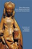 Three Florentine Sacre Rappresentazioni, Michael O'Connell and Feo Belcari, 0866984526