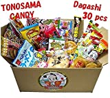 Japanese snacks assortment 30pcs , full of