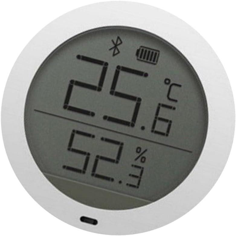 Temperatura Detector De Humedad Sensor Lcd Termómetro Para Xiaomi