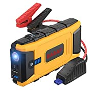 #LightningDeal BASAF Car Jump Starter 1200A Peak,12V Portable Battery Pack (up to 8.0L Gas, 6.0L Diesel Engine), Power Bank Type-C in/out and Dual USB Quick Charge Ports