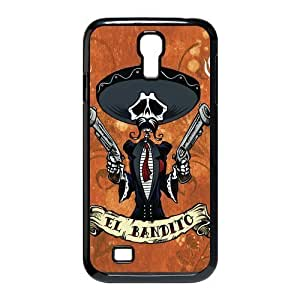 Mystic Zone Day of the Dead Cover Case for SamSung Galaxy S4 I9500