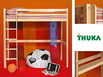 Hochbett Kinderbett Thuka By Flexa Massiv Amazonde Kuche Haushalt