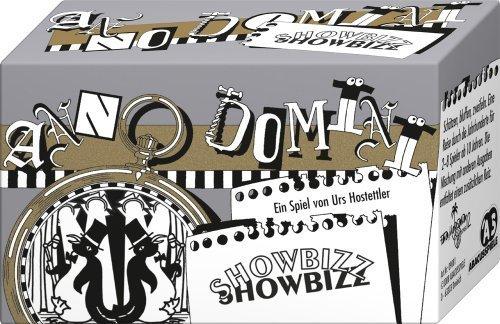 en promociones de estadios Anno Domini Domini Domini Showbizz [German Version] by Abacus Spiele  Disfruta de un 50% de descuento.