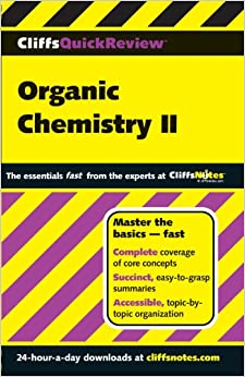 ~NEW~ CliffsQuickReview Organic Chemistry II (Cliffs Quick Review (Paperback)). finder Frost fibrosis FUTBOL veces niego three Maldito 51Tz1Jjy1CL._SY344_BO1,204,203,200_