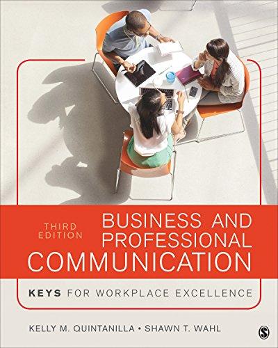 Business+Professional Communication