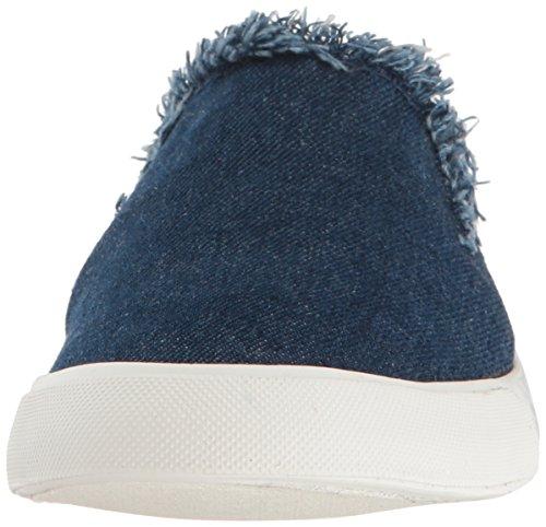 Fusée Chien Femmes Cules Debs Denim Coton Mode Sneaker Bleu Foncé