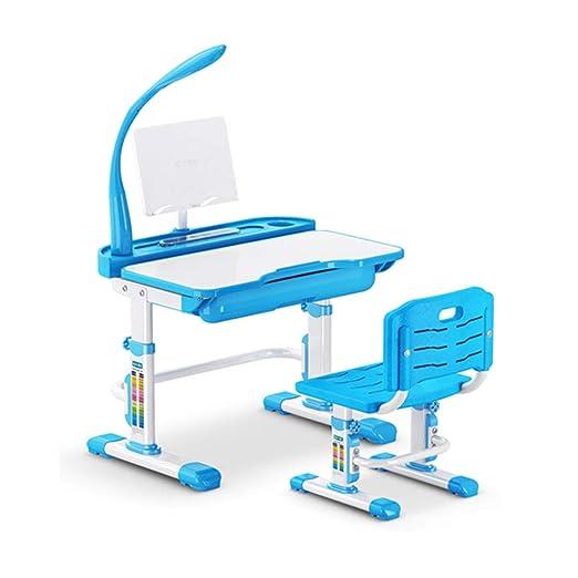 Juegos de mesas y sillas Mesa elevadora para estudiantes y silla ...