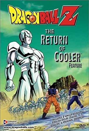 Amazon.com: Dragon Ball Z - The Return of Cooler (Uncut Feature): Movies &  TV