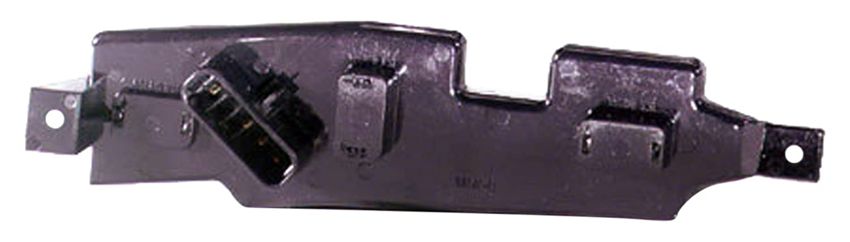 PartsChannel GM2806101V OE Replacement Tail Light Connector Plate CHEVROLET BLAZER 1992-1999 FULLSIZE