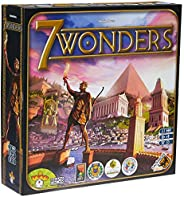7 Wonders Galápagos Jogos