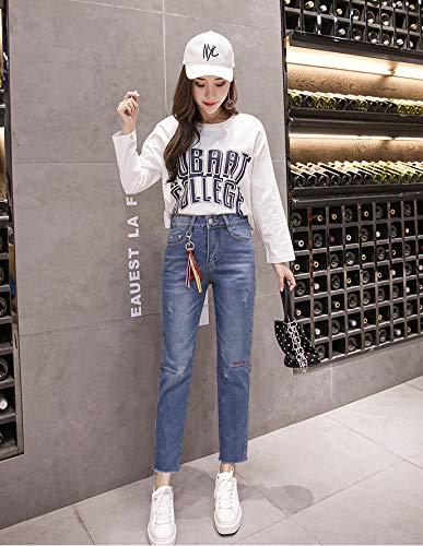 Femme Jeans Jeans Femme Bleu Zalock Fonc Femme Bleu Zalock Zalock Fonc Jeans Bleu w4vnCEqn