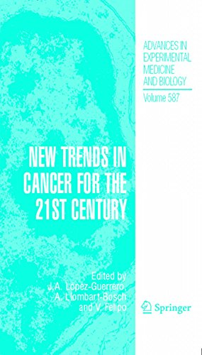 New Trends in Cancer for the 21st Century: Applications to Management Science and Economics (Advances in Experimental Medicine and Biology Book 587) (Evolution Of Entrepreneurship In The 21st Century)