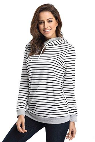 Zipper Long Sleeve Sweatshirts - 2