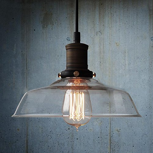 Nostralux modern industrial retro glass pendant lamp ceiling lights nostralux modern industrial retro glass pendant lamp ceiling lights e27 amber aloadofball Images
