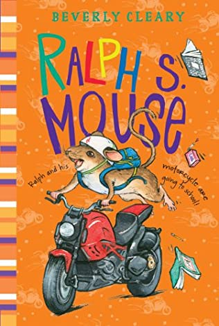 book cover of Ralph S. Mouse