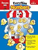 Everything Numbers, The Mailbox Books Staff, 1562348302