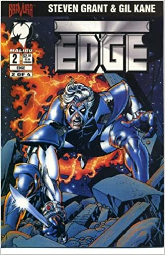 1995 Steven Grant /& Gil Kane Edge No.2