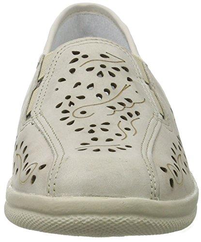 Beige Beige Comfortabel Beige 8 WoMen Loafers 942023 rxtwqgBXt