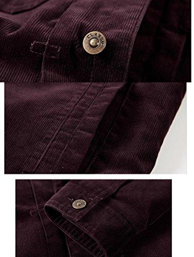 Style2 Giacca Uomo Giacca Matchlife Matchlife wein W7qff6