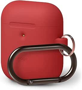 Elago 2nd Generation Airpods Hang Case - Red EAP2SC-HANG-RD