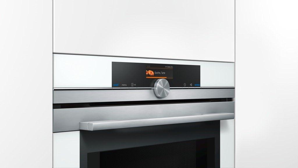 Siemens HM676G0W1 - Horno (67L, Eléctrico, 67L, Incorporado, Color ...