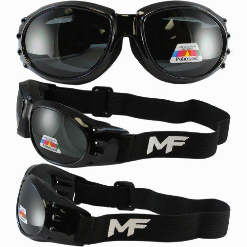 c4b6ccbce42c MF Vulcan Goggles (Black Frame Polarized Smoke Lens)
