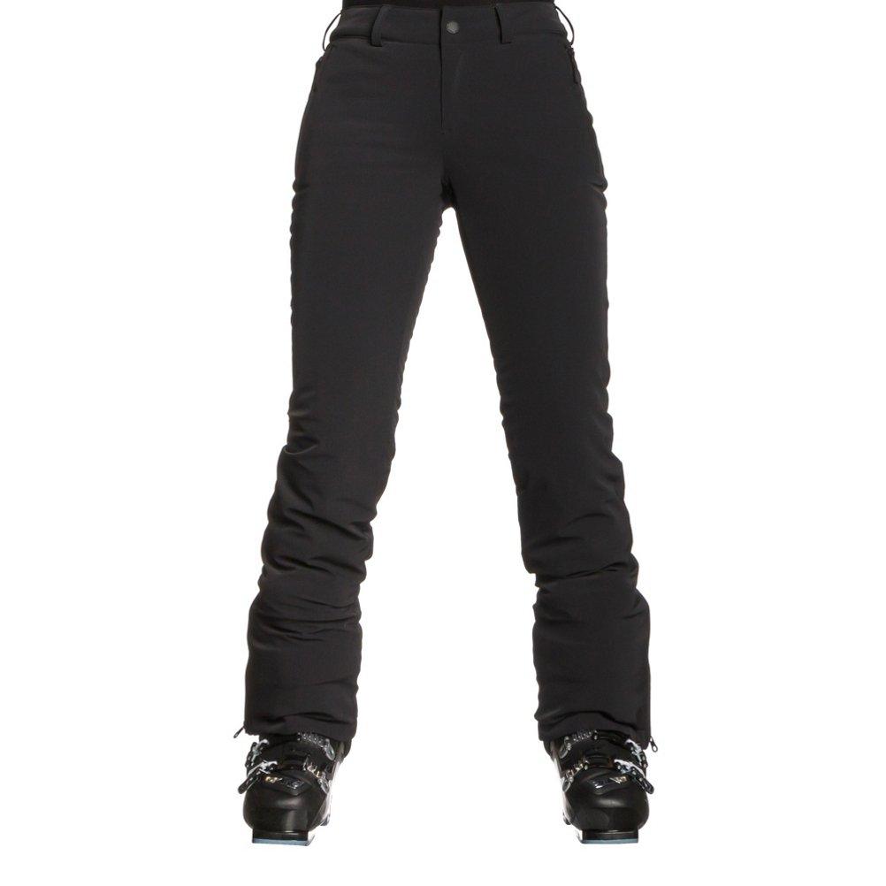 Bogner Fire + Ice Lindy Womensスキーパンツ B01E0RW12S 4 ブラック ブラック 4