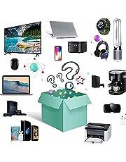 KHANU Mystery Box, Mystery Box Electronics, Lucky Boxes Mystery Blind Box, Super Costeffective, Willekeurige Stijl, Hartslag, Uitstekende prijs-kwaliteitverhouding, Geef jezelf een verrassing of als een geschenk aan anderen