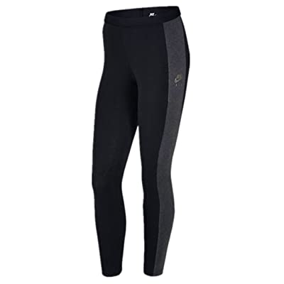 NIKE Air Women's Running Training Athletic Compression Pants 856026-011