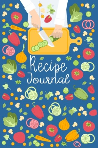 Read Online Recipe Journal: Fresh Salads Blank Cookbook Recipes & Notes to write in Recipe Keeper Notebook Size 6x9 Inches 120 Pages (Blank Recipe Book) (Volume 2) pdf
