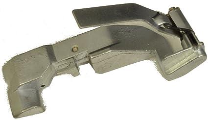 Universal para máquina de coser fijación a presión hilo pie